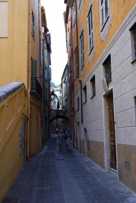 Bild: Altstadt Menton