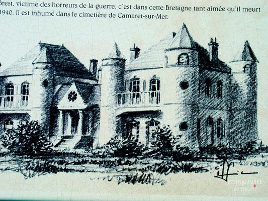 Bild: Villa Saint-Pol-Roux-Manor (Bild: Trude Diehl)