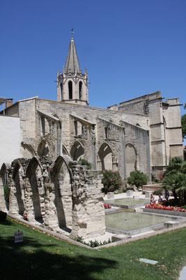 Bild: St. Didier aus dem 14. Jahrhundert, Avignon