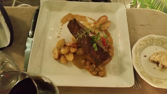 Bild: Restaurant Cafe Fleurs, L´Isle sur la Sorgue