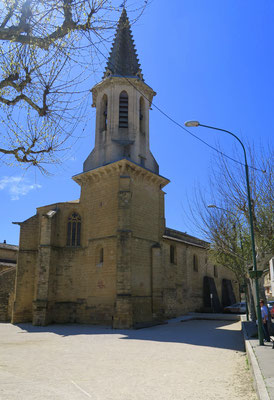 Eglise Saint Étienne in Cadenet