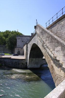 Bild: Pont d´Avignon, Avignon