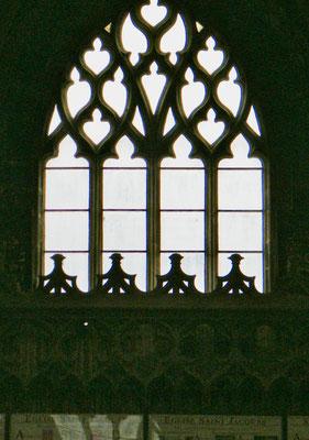 Gotisches Fenster