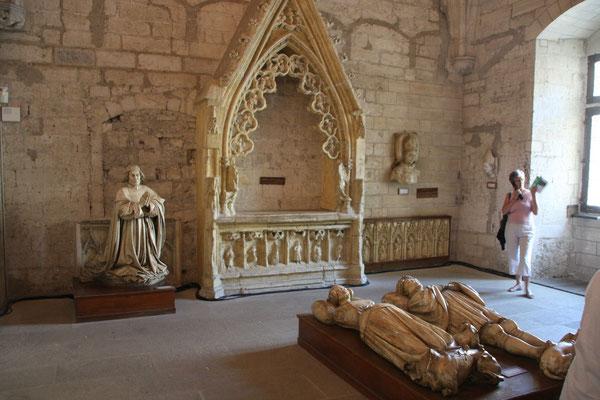 Bild: Avignon, Papstpalast, Palais des Papes