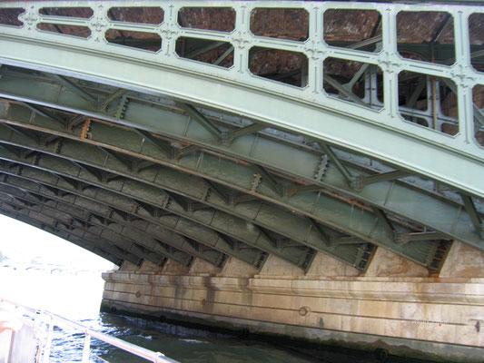 Bild:  Bootsrundfahrt auf der Seine in Paris