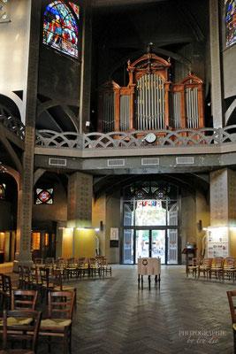 Bild: Eglise St. Jean de Montmartre in Paris