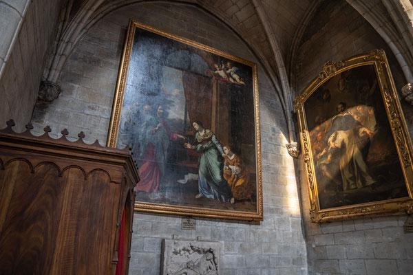Bild: Collégiale royale Ste.-Marthe in Tarascon