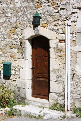 Bild: Eingangspforte in Oppedette