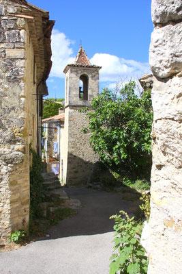 Bild: Kirche von Oppedette