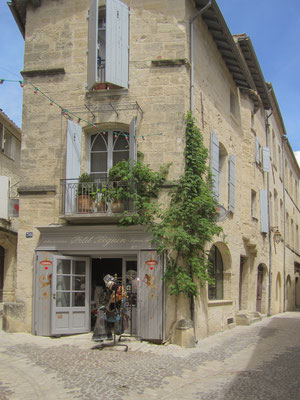Bilder: Eygalières (Bild:Renate Kimmel)