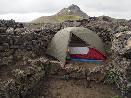 Hvanngil camping