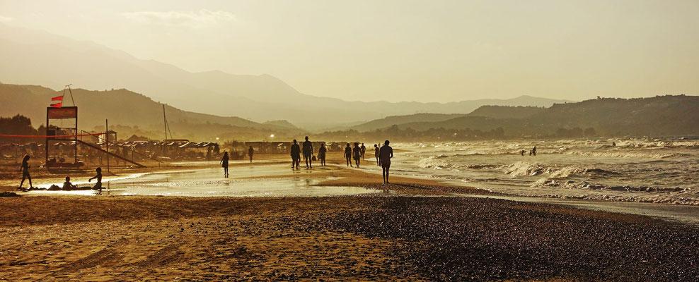 Vantrais Strand