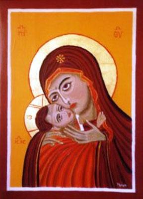 Gottesmutter der Zärtlichkeit