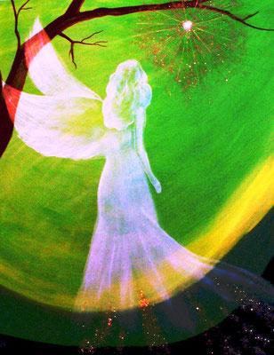 Grüner Engel