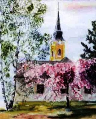 Kirche in Leitzersdorf