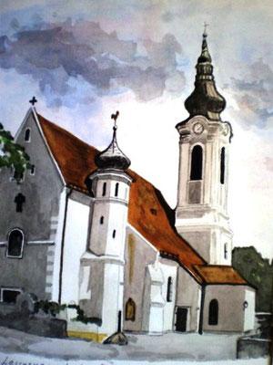 Kirche Langenerzsdorf