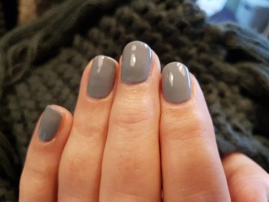 CND SHELLAC & CND BRISA GEL versteviging natuurlijke nagel