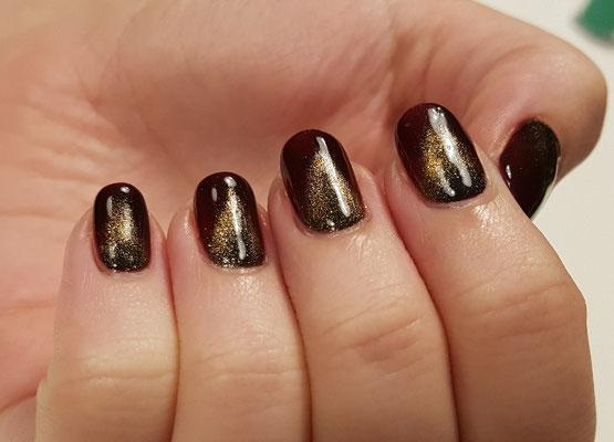 CND SHELLAC natuurlijke nagel met pigment