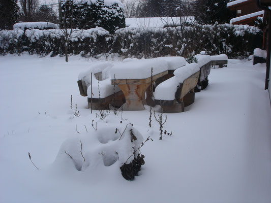 Gartenwinter