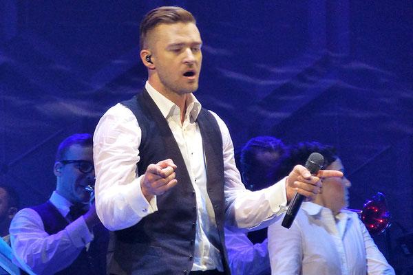 Justin Timberlake / Berlin 2014