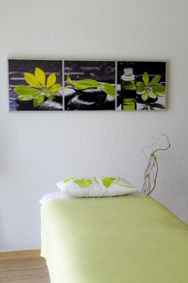Behandlungszimmer, Akupunktur in Nidwalden