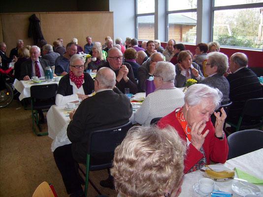 Einige CDU Senioren aus Goch waren auch da...
