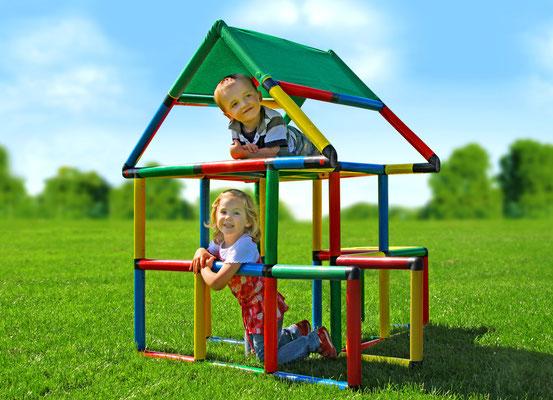 QUADRO JUNIOR Spielturm Spielhaus