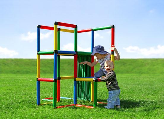 QUADRO STARTER Klettergerüst Spielturm