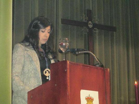 Maria Jose Gordillo Montaño