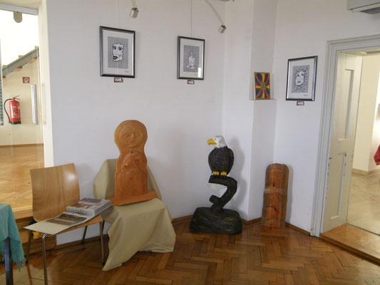 Künstlerausstellung in St. Andrä/ Wördern 2013