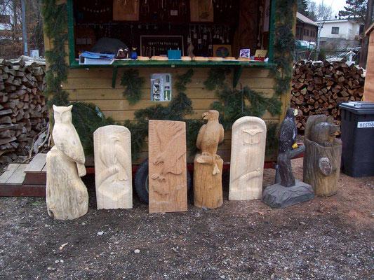 Weihnachtsmarkt in Unterkirchbach