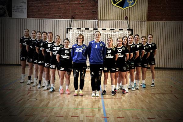 Damen HSG VfR/Eintracht Wiesbaden Handball