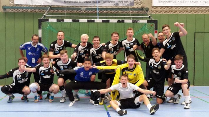 HSG VfR/Eintracht Wiesbaden Handball A-Jugend Bundesliga