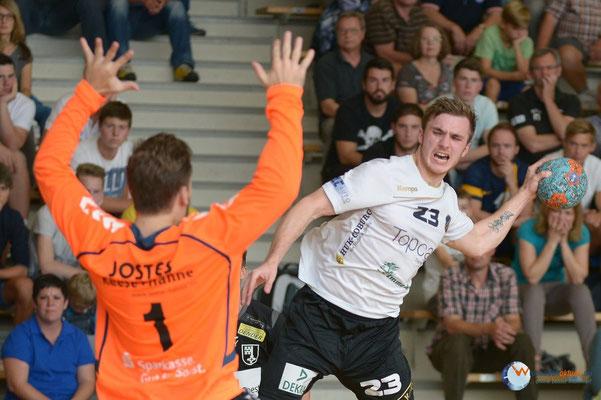 Lorenz Engel HSG VfR/Eintracht Wiesbaden Handball