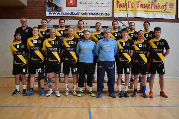 3. Herren HSG VfR/Eintracht Wiesbaden Handball