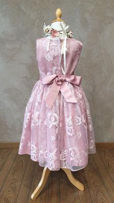 Robe fillette 7