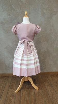 Robe fillette 8