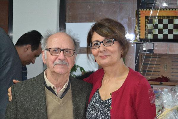 Aramesh Dustdar & Nahid Keshavarz