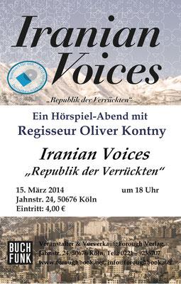 Iranian Voices - Oliver Kontny