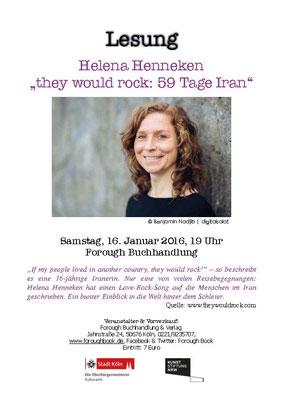 The would rock - Helena Henneken