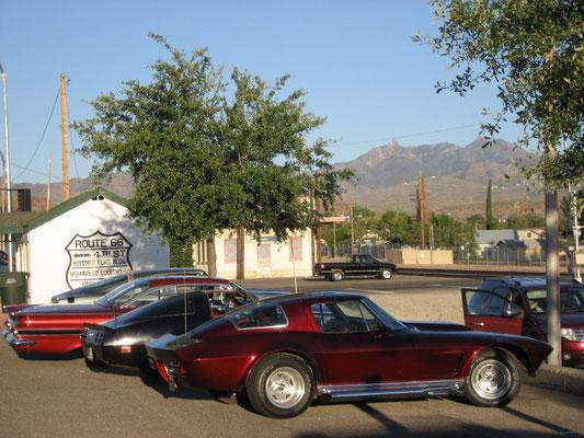 USA: 65er Corvette (Bild: Guntram Hohorst)