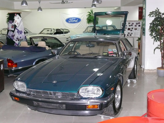 "Jaguar XJ-S ""shooting-brake"", eine Spezialanfertigung...."