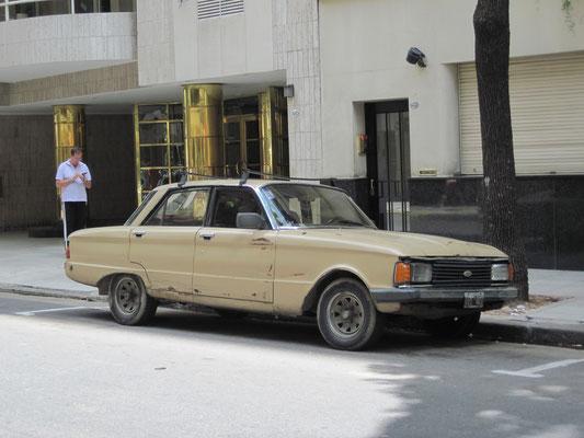 Argentinien 2013: Ford Falcon aus argentinischer Produktion