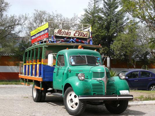 Ecuador2009: Dodge (1941-1947)