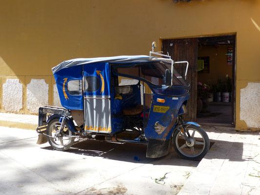 Peru 2018: Diese Fahrzeuge werden aus chinesischen Teilen in Peru zusammengesetzt