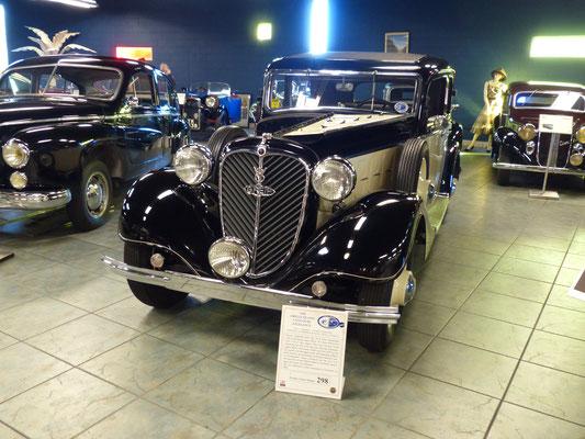 Stoewer Greif V8 1934, 2 1/2 Liter mit Frontantrieb....