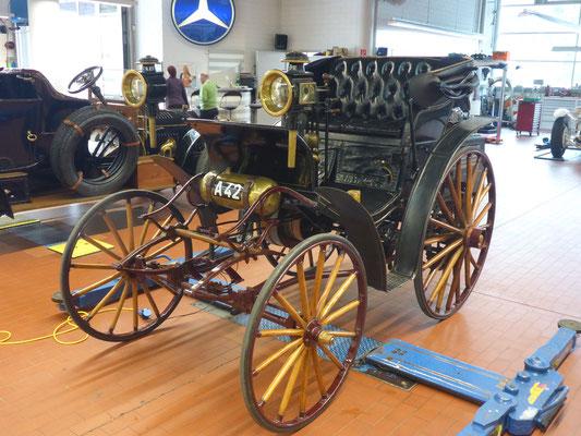 Benz Victoria, Besitzer: Dieter Dressel
