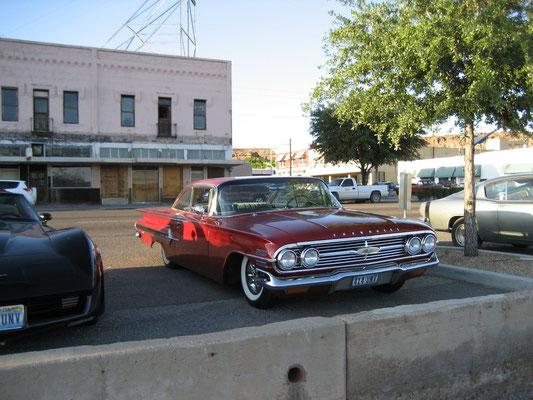 USA: 60er Chevrolet (Bild: Guntram Hohorst)