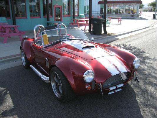 USA: Shelby Cobra (Bild: Guntram Hohorst)