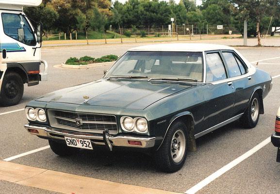 Australien: Holden (Australiens GM-Eigenmarke) HQ